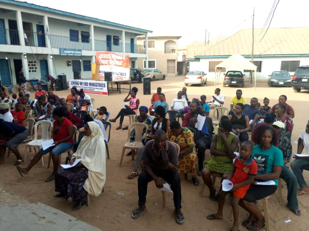LIWOCARE ABUJA, ORGANISATION FOR THE CARE OF THE NEEDY,
